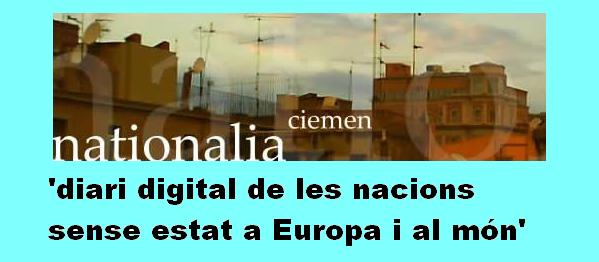 NATIONALIA, DIARI DIGITAL DE LES NACIONS SENSE ESTAT